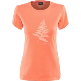 Schöffel Swakopmund Camiseta Mujer, emberglow